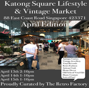 13th-15th APR LIFESTYLE & VINTAGE MARKET