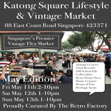11th-13th MAY LIFESTYLE & VINTAGE MARKET