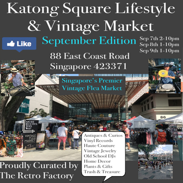 7th-9th SEP LIFESTYLE & VINTAGE MARKET