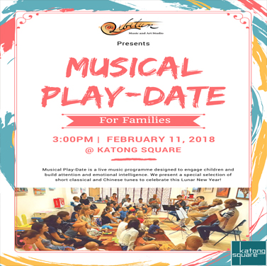 Musical Play-Date 11 Feb